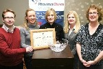 Pharmachem Skillnet wins Outstanding Acheivement Award